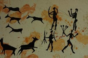 Cave Art - Hunting