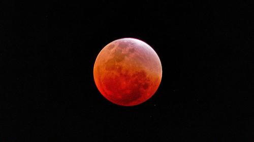 Steve Selbst - Lunar Eclipse