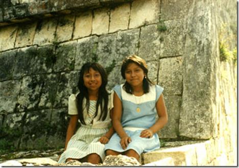 Maya girls
