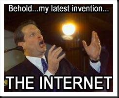 Al Gore - Internet