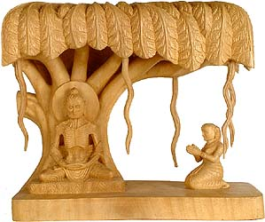 buddha-with-sujata