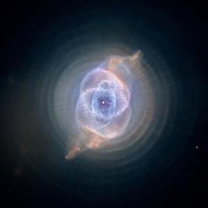 NGC 6543 - Hubble image